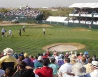 16th Hole at the Phoenix Open
