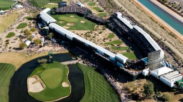Phoenix Open 16th Hole