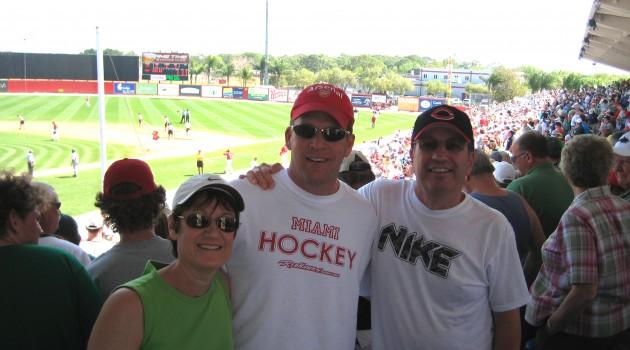 Ed Smith Stadium - 2008