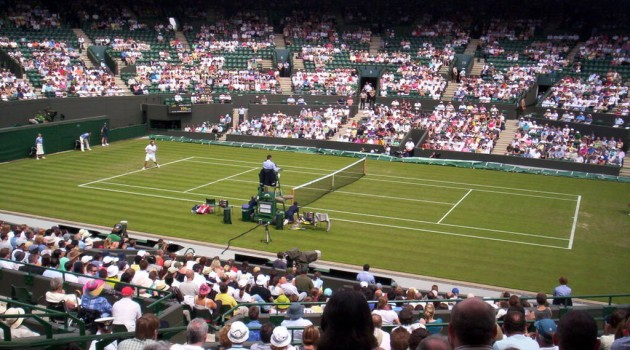 The Wimbledon Championships