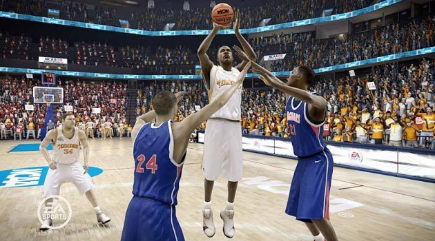 NCAA Mens Basketball Tournament Game