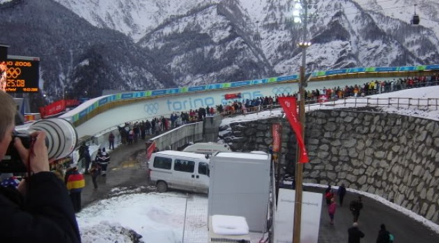 The Winter Olympic Games
