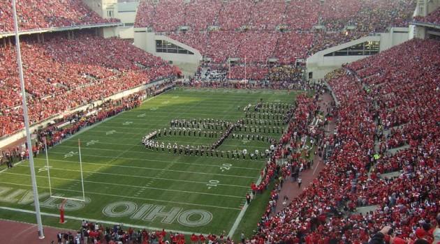 Ohio State vs. Michigan Football Game