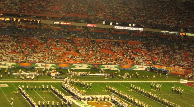 The Orange Bowl Game